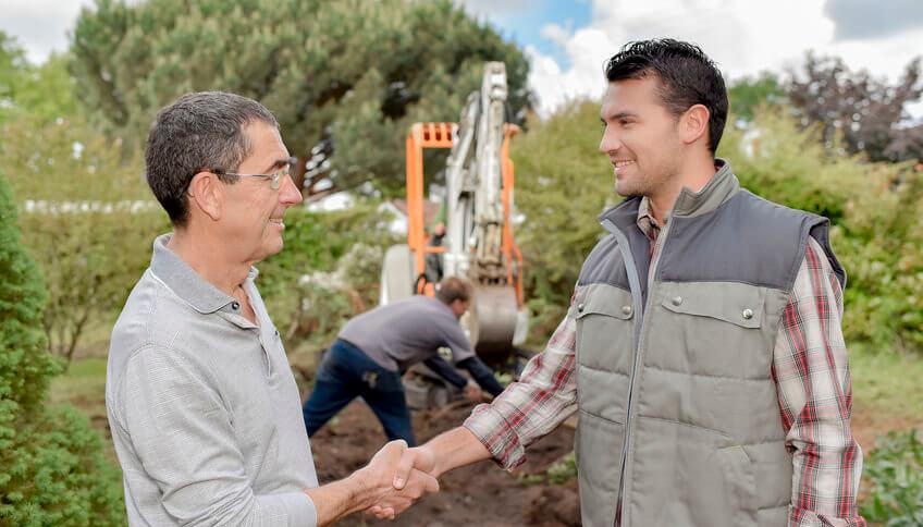 Versicherungen für Garten- und Landschaftsbau