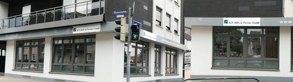 Versicherungsmakler Dortmunder Versicherungsmakler Blotenhofstraße außen